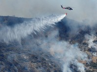 Крупнейший в истории Калифорнии природный пожар локализован