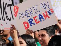 """Суд в Сан-Франциско заблокировал решение Трампа о закрытии программы по защите юных мигрантов-""""мечтателей"""""""
