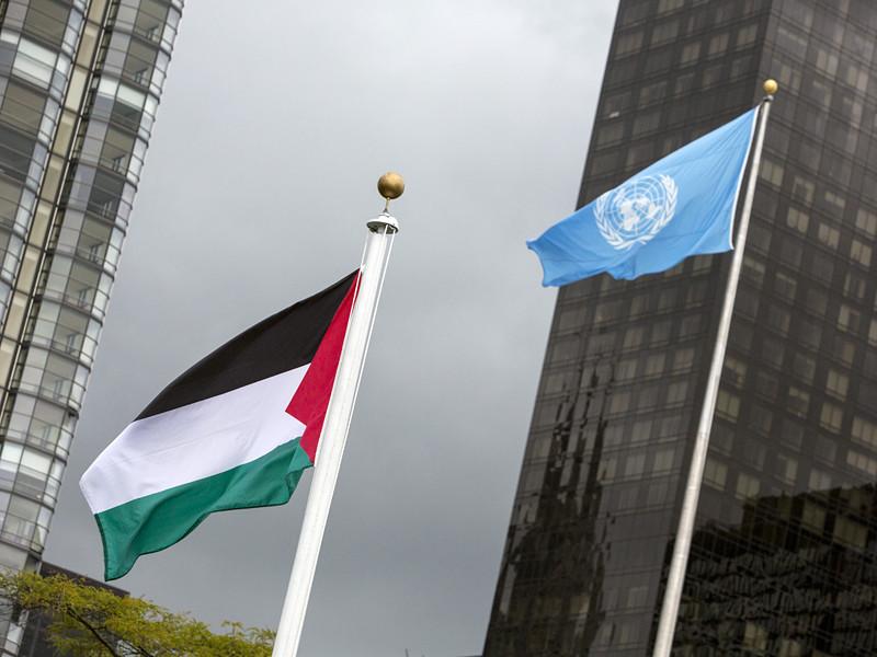 США решили заморозить половину финансовой помощи, предназначенной Палестинской национальной автономии