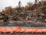 В результате схода оползней на юге Калифорнии  погибли как минимум 13 человек
