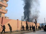 В Афганистане напали на офис благотворительной организации Save the Children - есть погибшие