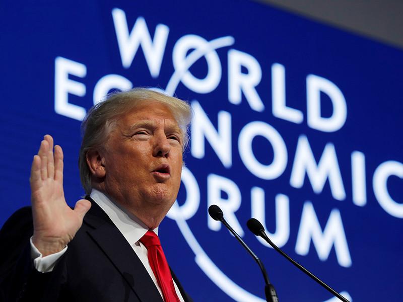 Трамп: США больше не будут закрывать глаза на несправедливую международную торговлю