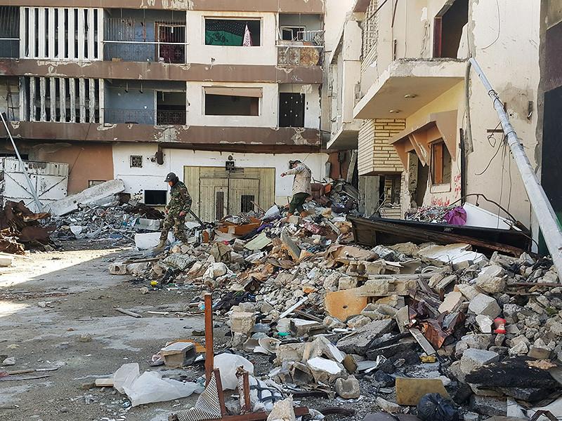 В ливийском Бенгази прогремели два мощных взрыва. Погибли не менее 33, еще 71 человек пострадал