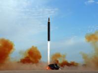 СМИ сообщили о падении баллистической ракеты на северокорейский город