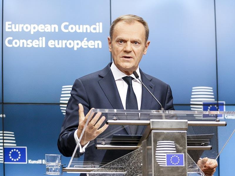 Дональд Туск предрек выход Польши из Евросоюза, если блок перестанет ее финансировать
