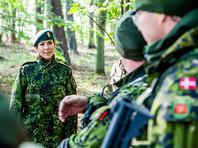 Дания впервые со времен холодной войны увеличивает расходы на оборону из-за России