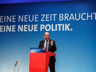 Немецкие социал-демократы поддержали новые переговоры о коалиции с Меркель
