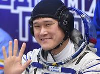 """Японский астронавт,  сенсационно """"выросший"""" на МКС на 9 см,  признал, что ошибся в несколько раз"""
