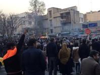 Число жертв мирных протестов в Иране возросло до 12, Тегеран огрызается на замечания Вашингтона