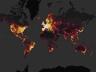 """Военные базы США """"засветились"""" на карте приложения для любителей спорта"""