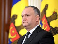 Президента Молдавии отстранили от должности из-за закона о российской пропаганде