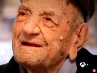 В Испании в возрасте 113 лет умер самый старый мужчина планеты