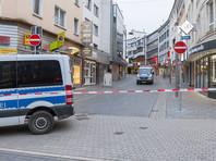 В центре города Бохум на западе Германии провели масштабную эвакуацию из-за обнаруженной бомбы массой 500 кг