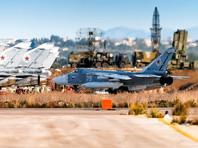 При обстреле базы Хмеймим уничтожены семь самолетов ВКС РФ