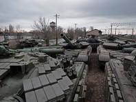 Киев не собирается принимать предложение России о возвращении техники из Крыма