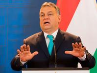 """Премьер-министр Венгрии Виктор Орбан назвал прибывающих в Европу беженцев """"мусульманскими захватчиками"""" и заявил, что его страна не намерена их принимать"""