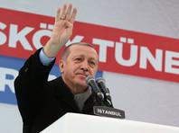 Эрдоган хочет вернуть в Сирию 3,5 млн беженцев из Турции