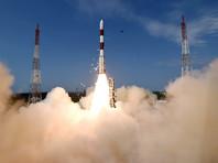 Власти Индии сообщили об успешном запуске в космос сотого спутника собственного производства