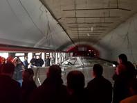 В результате обрушения потолка на станции метро в Тбилиси пострадали 14 человек