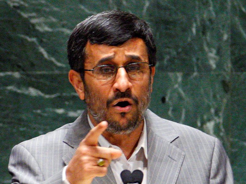 Экс-президента Ирана Махмуда Ахмади Нежада арестовали за поддержку протестующих, утверждает выходящая в Лондоне арабская газета Alquds Al-Arabi