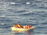 28 января семеро пассажиров парома были спасены. Новозеландский патрульный самолет обнаружил дрейфующую шлюпку с людьми в океане. Лодка дрейфовала в 180 километрах от ближайшего острова. Рыболовецкое судно забрало спасшихся со шлюпки