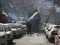 Террорист-смертник в центре города привел в действие взрывное устройство, которое было установлено на машине скорой помощи. Взрыв произошел в районе, в котором находятся многочисленные афганские правительственные учреждения и иностранные посольства