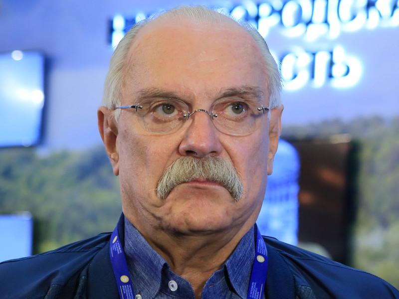 Украина внесла Михалкова и Басту в список лиц, угрожающих нацбезопасности страны