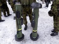 Грузия получила от США первую партию американских противотанковых ракетных комплексов Javelin