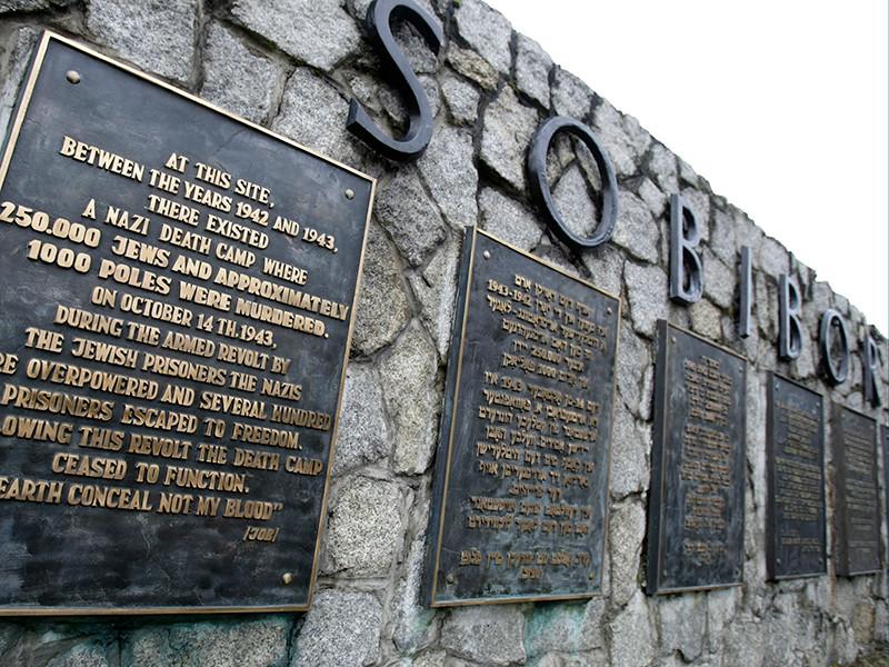 Скончался последний из организаторов восстания в нацистском лагере смерти Собибор