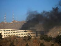 При нападении террористов на гостиницу в Кабуле погибли до 40 человек
