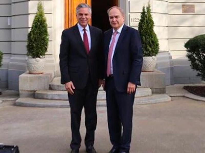 Послы России и США встретились в Вашингтоне в попытке улучшить отношения