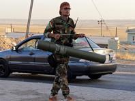 Курды подбили три турецких танка на подступах к Африну