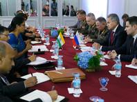 Встреча министров обороны России и Индии, октябрь 2017 года