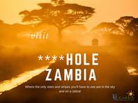 """""""Приезжайте к нам - в задницу мира"""": в Замбии использовали скандальные слова Трампа для рекламы туризма"""