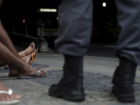 В Рио-де-Жанейро автомобиль выехал на набережную Копакабана, минимум 15 пострадавших