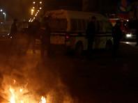 В Тунисе во время протестов против повышения цен и налогов подожгли еврейскую школу