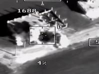 """""""По прибытии террористов на объект, где они готовились к пересадке в микроавтобус, вся диверсионная группа была уничтожена высокоточным боеприпасом """"Краснополь"""", - объяснили в Минобороны"""