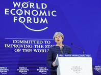 Мэй в Давосе призвала к реформированию ВТО