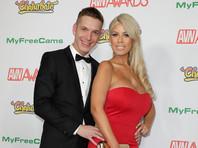 Markus Dupree, AVN Awards, январь 2017 года