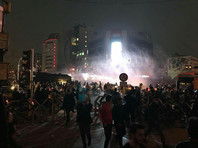 """Али Хошроу заявил, что в некоторых случаях протесты """"были перехвачены диверсантами"""", вследствие чего сопровождались актами бессмысленных убийств, """"слепым насилием и безудержным разрушением"""""""