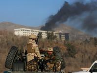 Госдепартамент: в результате нападения террористов на гостиницу в Кабуле погибли граждане США