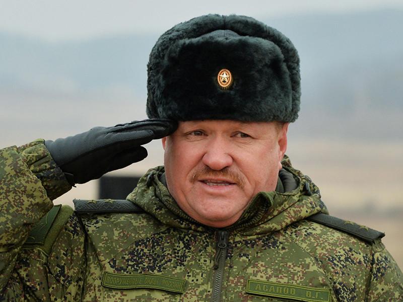 """Reuters нашел подтверждения """"секретной миссии"""" покойного генерала Асапова на Украине"""