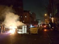 """Власти Ирана подвели итоги """"мятежа"""": погибли 25 человек, около 400 демонстрантов остаются под стражей"""