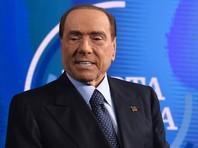 Берлускони поддержал Катрин Денев, выступившую за право мужчин приставать к женщинам