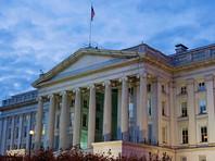 Минфин США ввел санкции против четырех венесуэльских официальных лиц