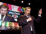 Ниинисте после победы на президентских выборах в Финляндии заговорил по-русски