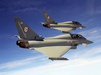 Королевские  ВВС сообщили о  двух российских бомбардировщиках, летящих к Великобритании