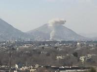 В Кабуле десятки погибших после мощного взрыва у бывшего здания МВД