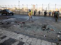 На площади в   Багдаде двойной теракт - минимум 26 человек убиты  и около 100 ранены