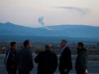 В воскресенье началась наземная часть операции: власти подтвердили сообщения СМИ об участии танков в наступлении на контролируемый курдами Африн